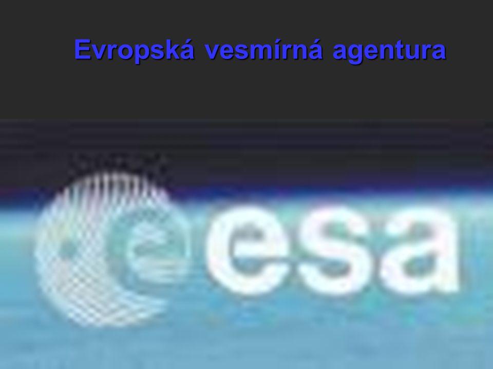 Evropská vesmírná agentura