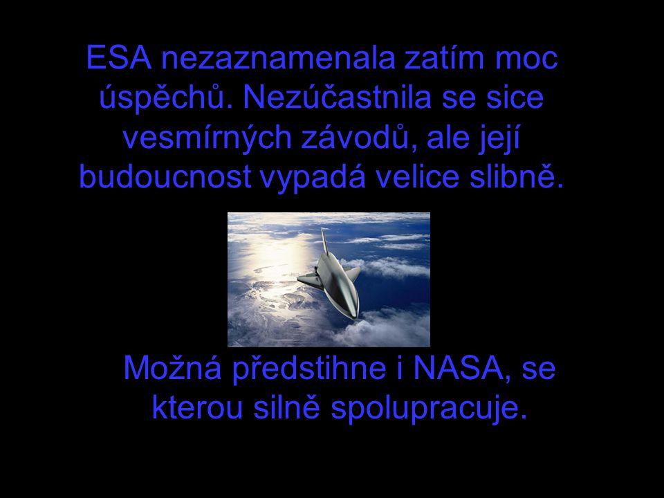 Možná předstihne i NASA, se kterou silně spolupracuje.