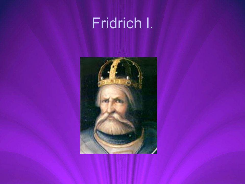 Fridrich I.