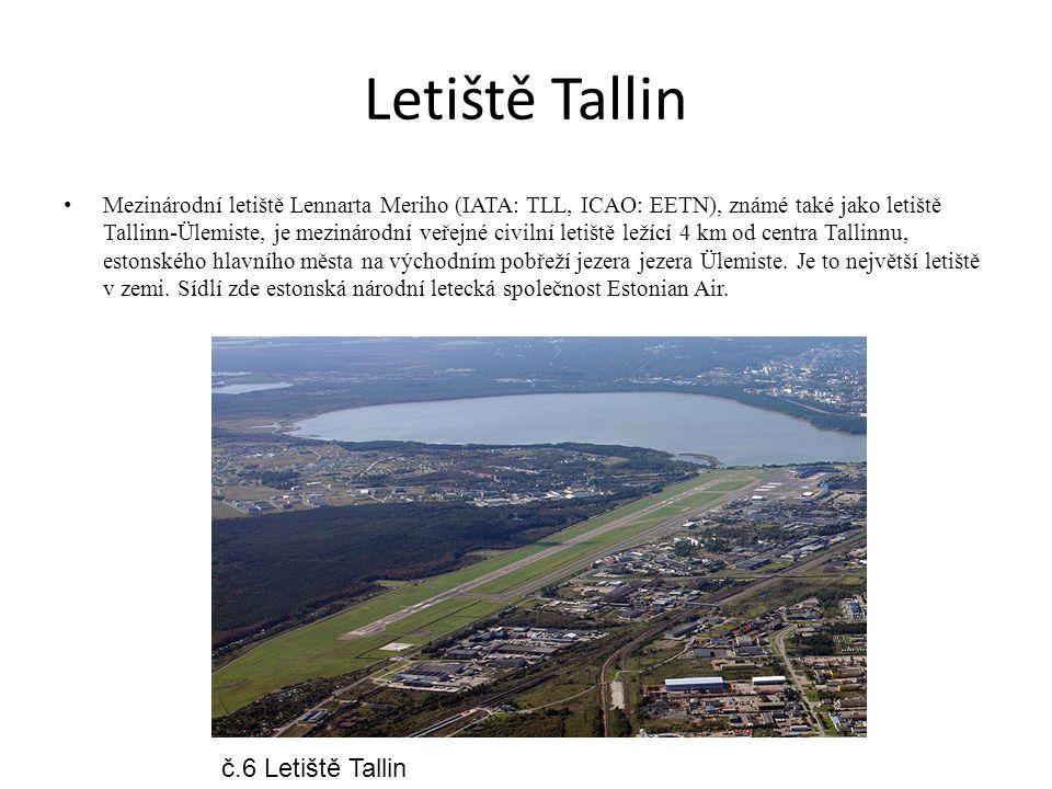 Letiště Tallin č.6 Letiště Tallin