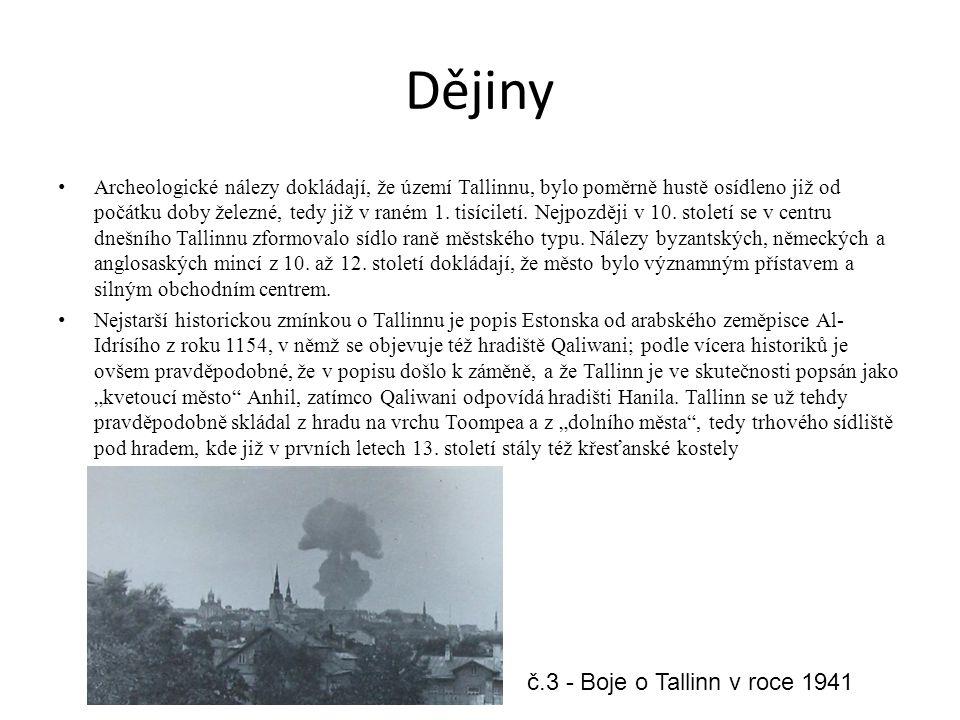 Dějiny č.3 - Boje o Tallinn v roce 1941