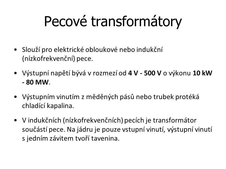 Pecové transformátory
