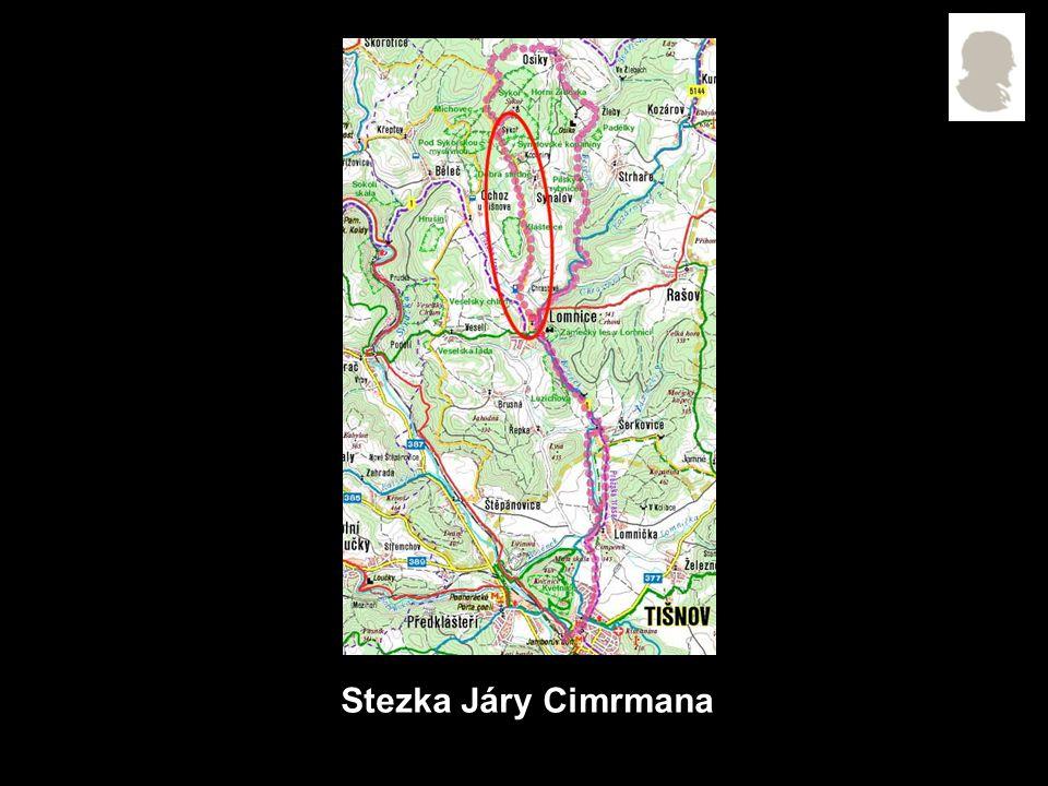Stezka Járy Cimrmana