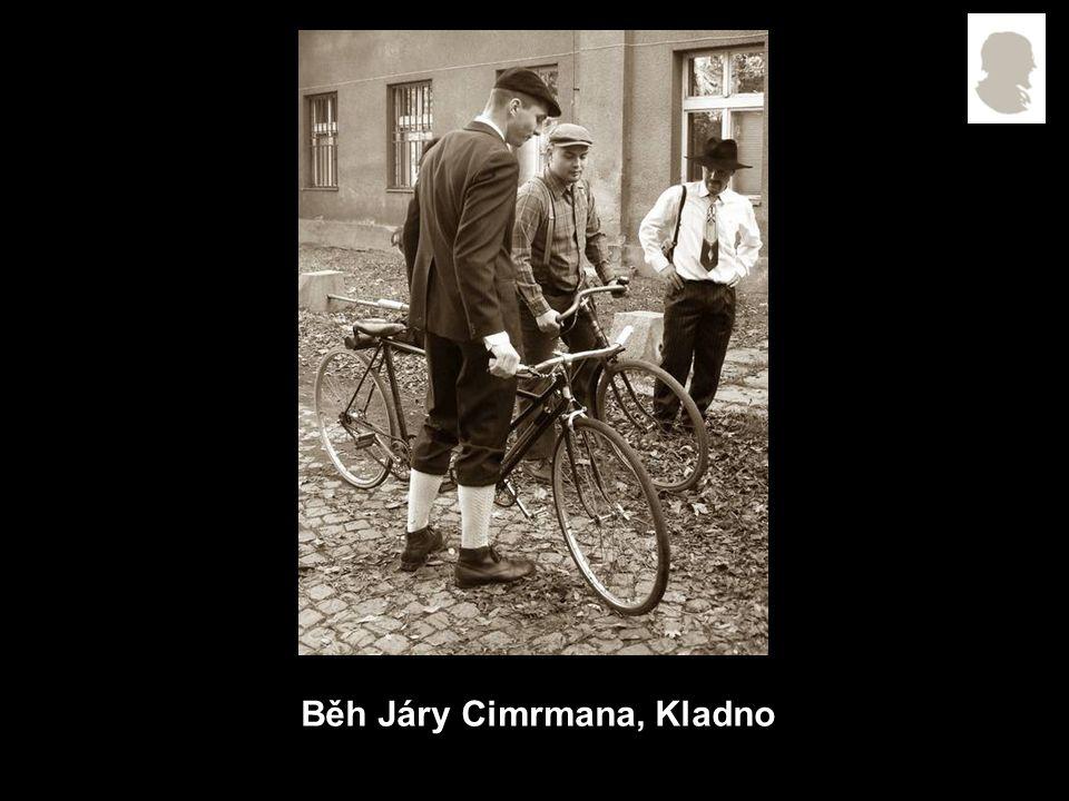 Běh Járy Cimrmana, Kladno