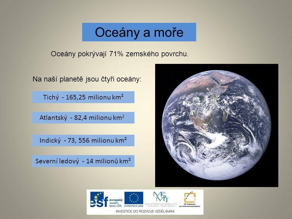 Severní ledový - 14 milionů km²