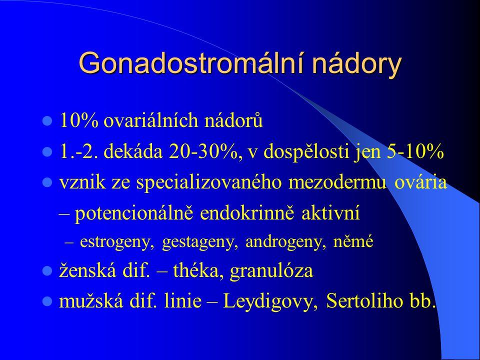 Gonadostromální nádory