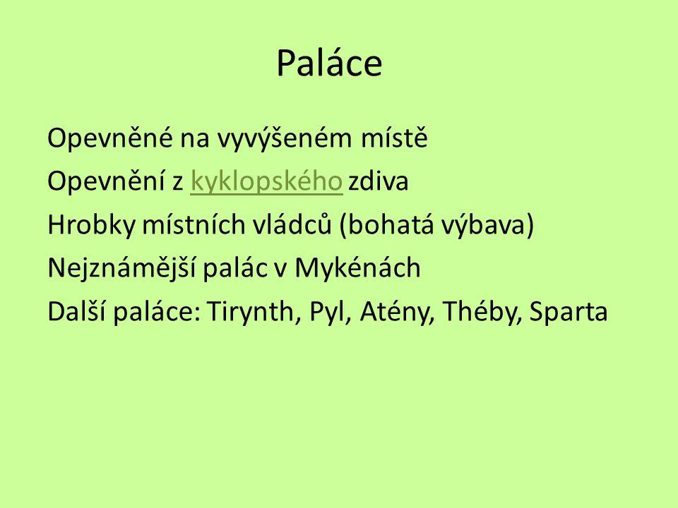Paláce
