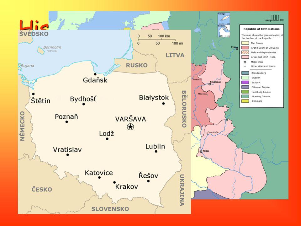 Historie 1939 - Polsko okupováno Německem a Sovětským svazem
