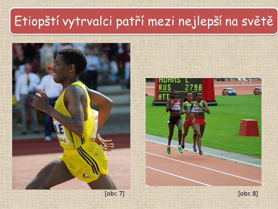 Etiopští vytrvalci patří mezi nejlepší na světě