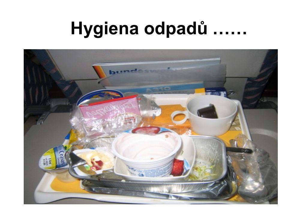 Hygiena odpadů ……
