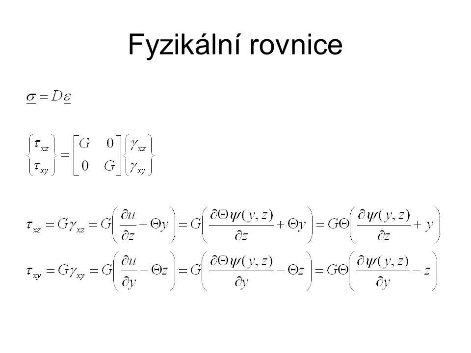 Fyzikální rovnice