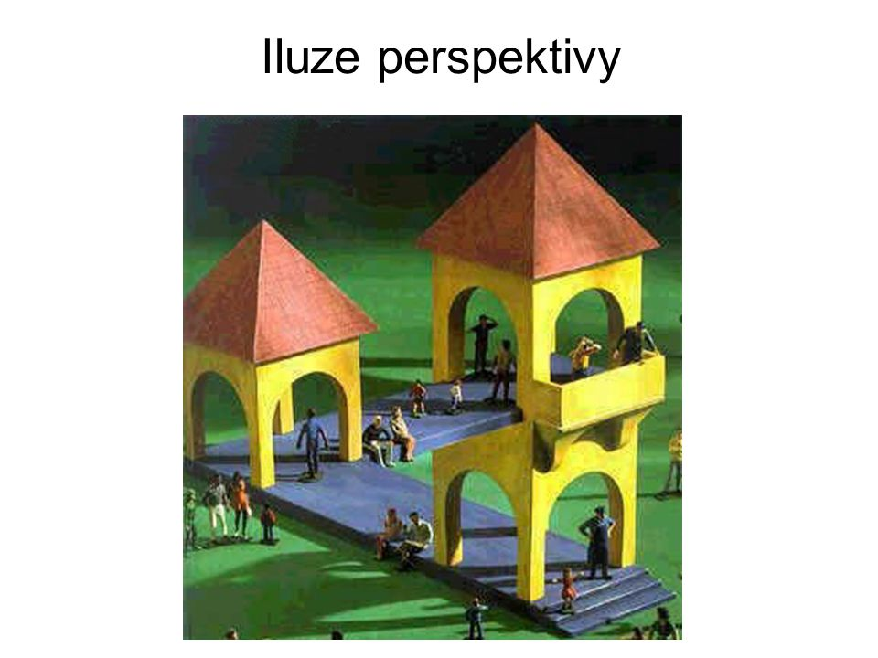 Iluze perspektivy