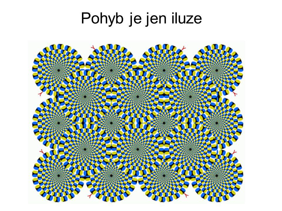 Pohyb je jen iluze