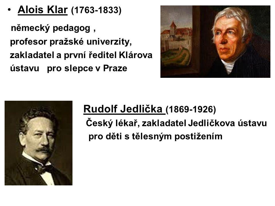 německý pedagog , Alois Klar (1763-1833) profesor pražské univerzity,