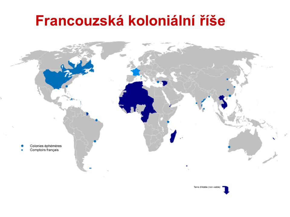 Francouzská koloniální říše