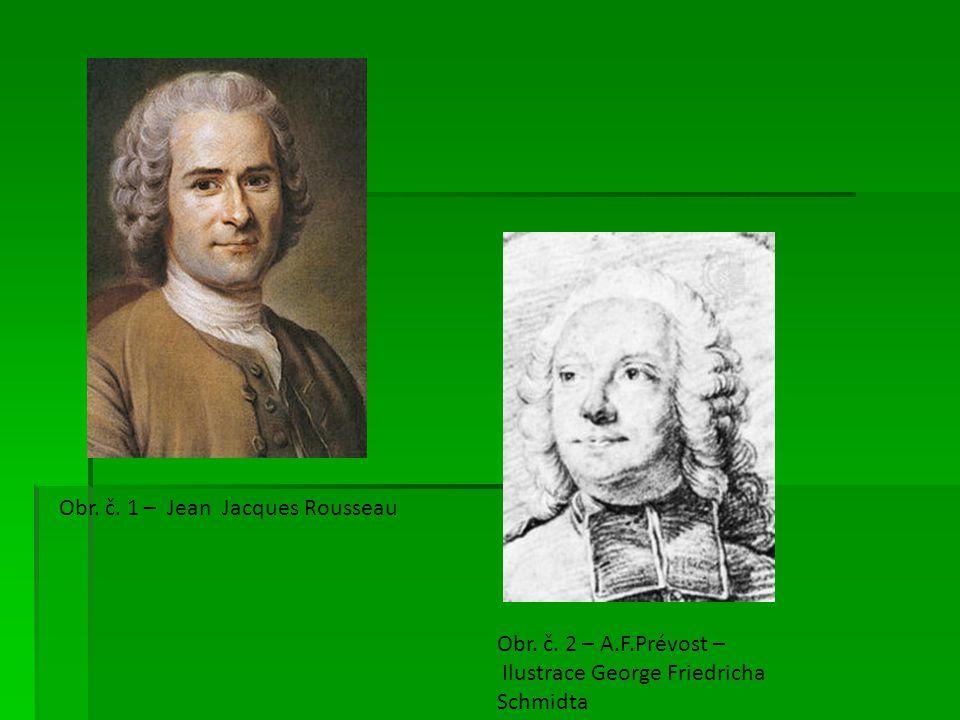 Obr. č. 1 – Jean Jacques Rousseau