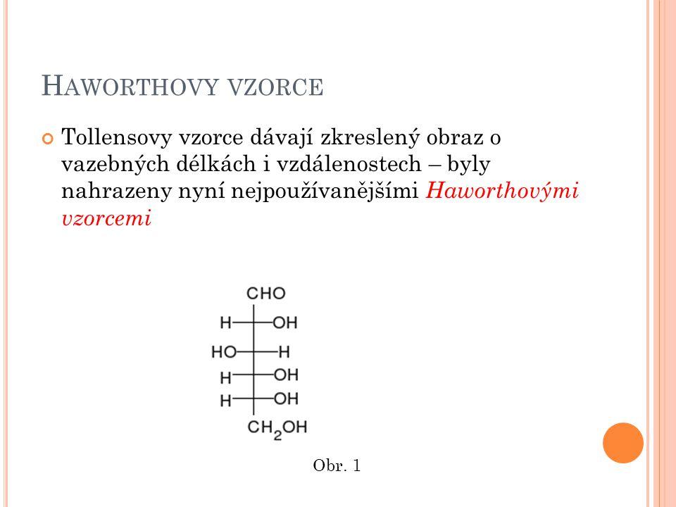 Haworthovy vzorce