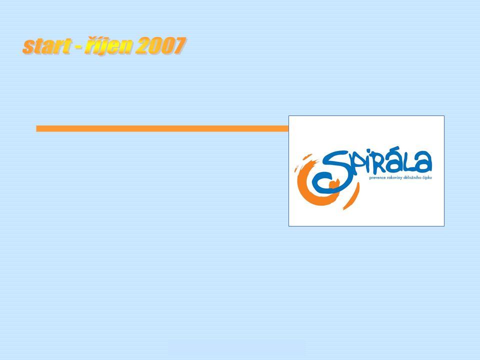 start - říjen 2007
