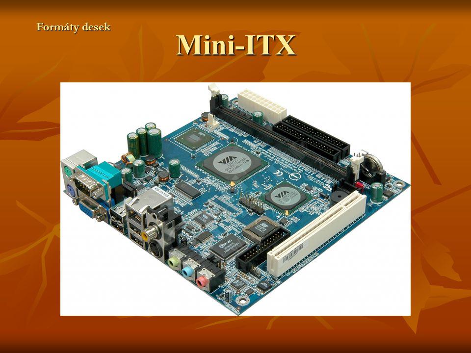 Mini-ITX Formáty desek