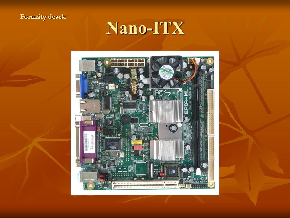 Nano-ITX Formáty desek