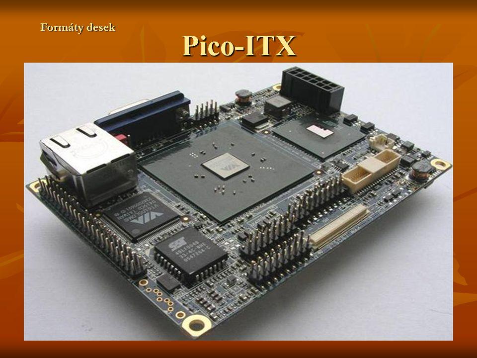 Pico-ITX Formáty desek