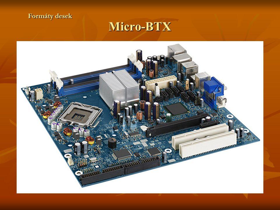 Micro-BTX Formáty desek