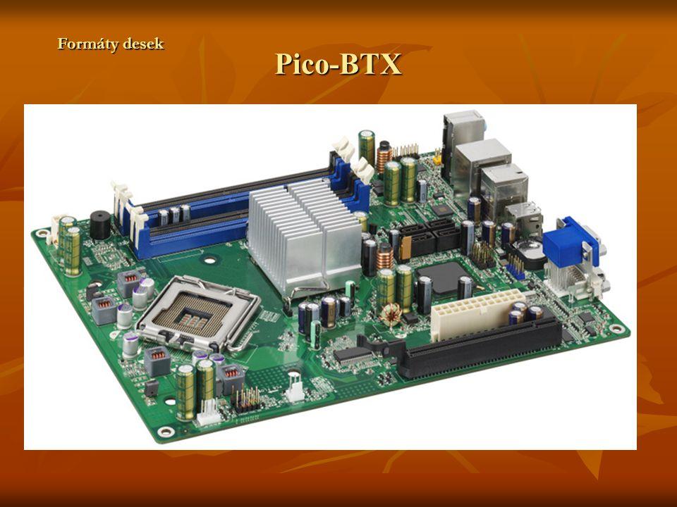 Pico-BTX Formáty desek