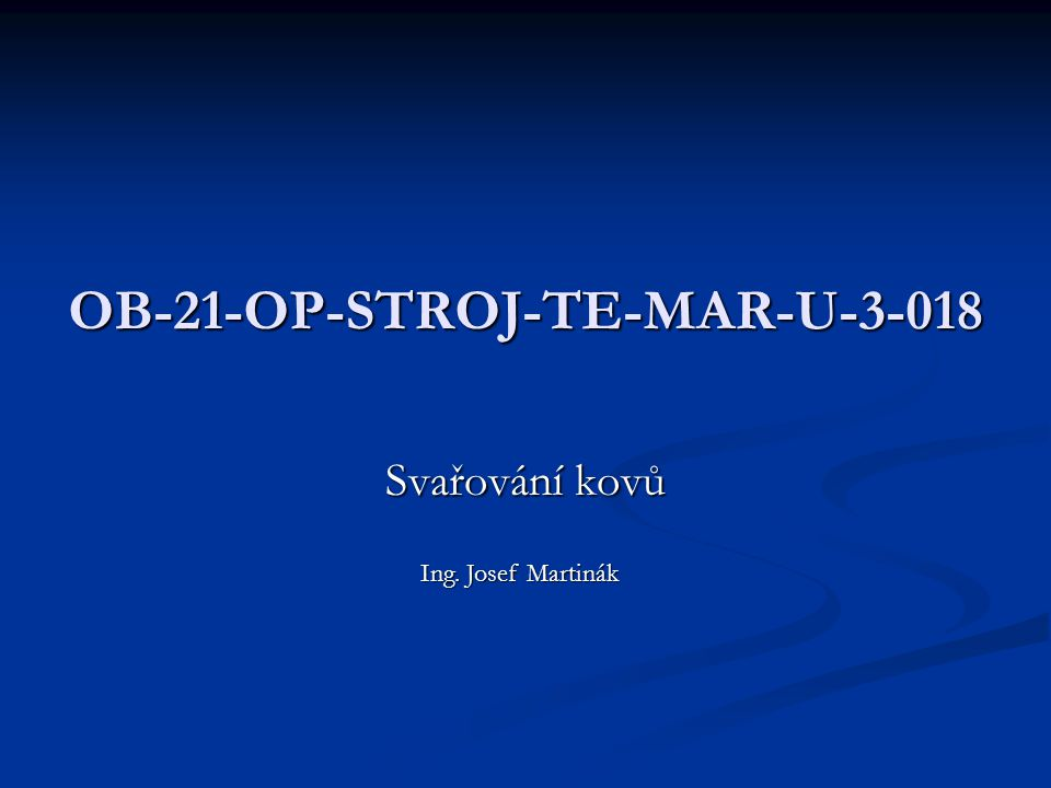 OB-21-OP-STROJ-TE-MAR-U-3-018