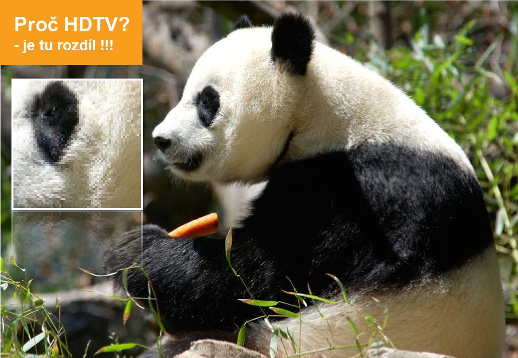 Proč HDTV - je tu rozdíl !!! 8