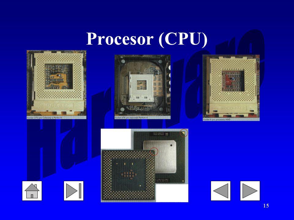 Procesor (CPU)