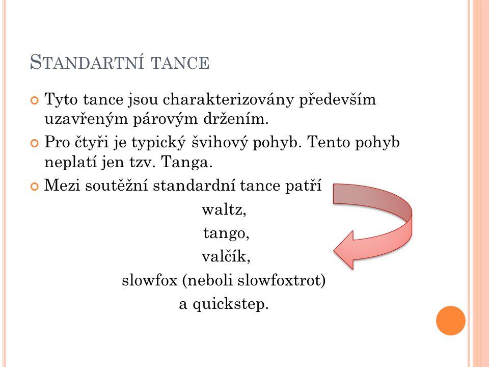 slowfox (neboli slowfoxtrot)