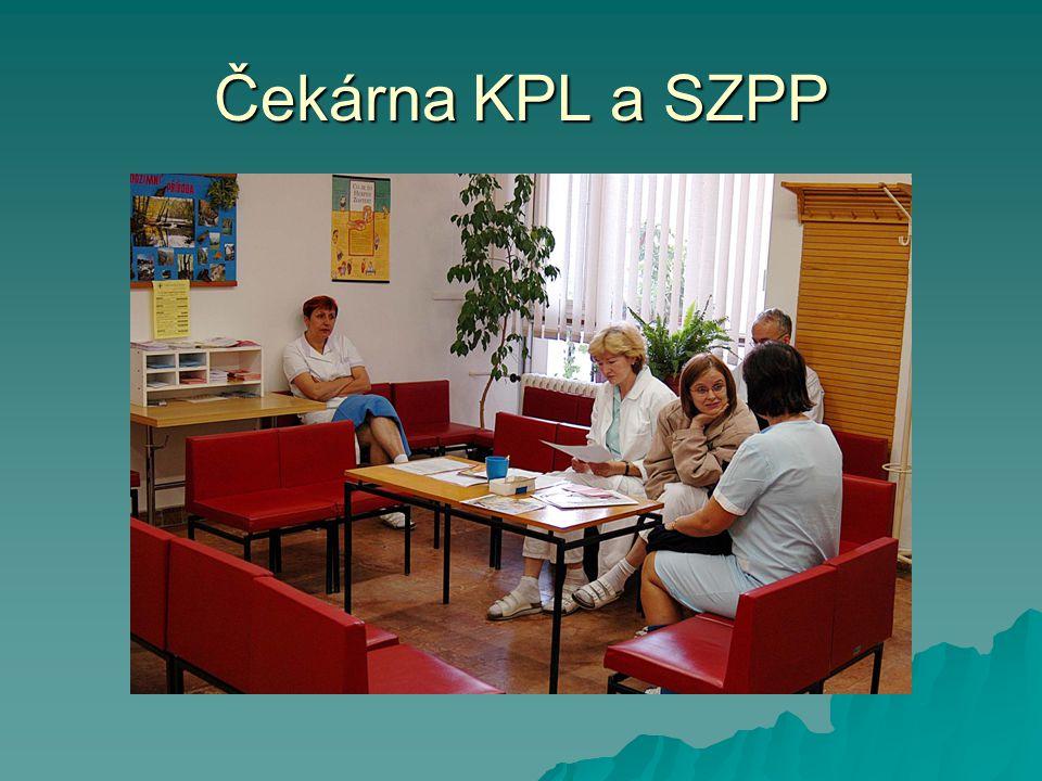 Čekárna KPL a SZPP