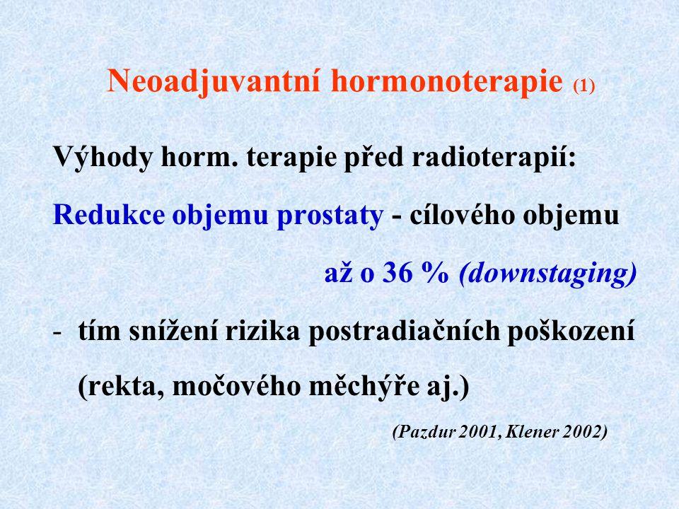 Neoadjuvantní hormonoterapie (1)