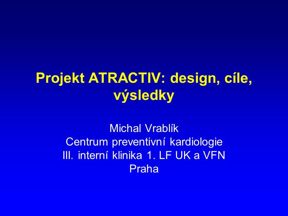 Projekt ATRACTIV: design, cíle, výsledky