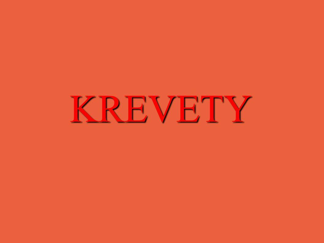 KREVETY