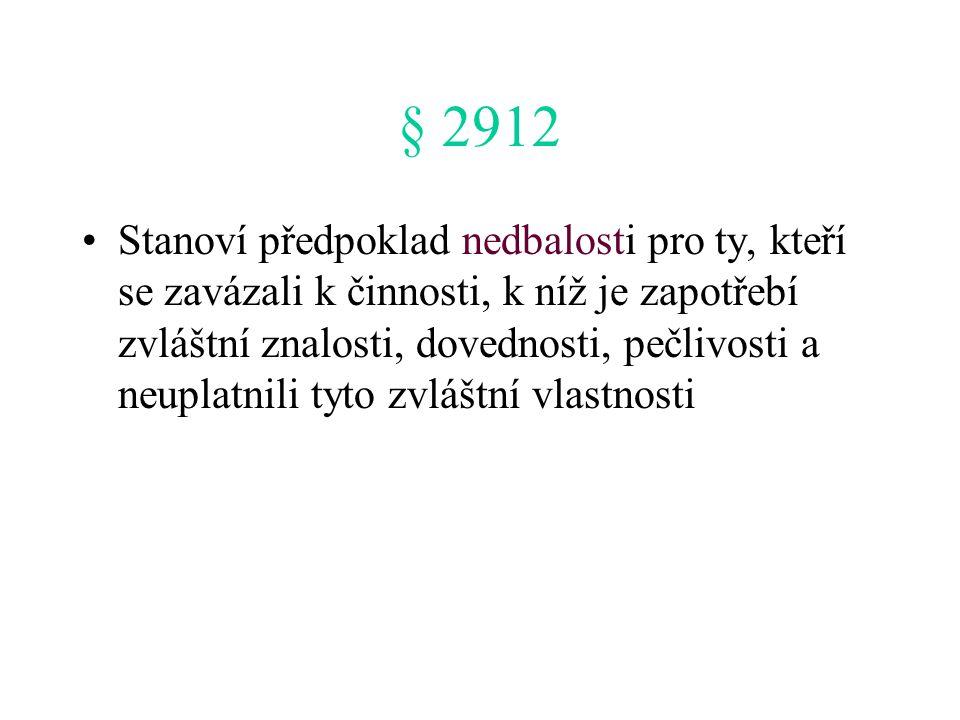 § 2912