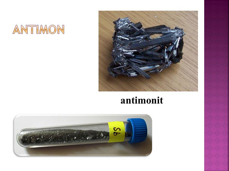 antimon antimonit