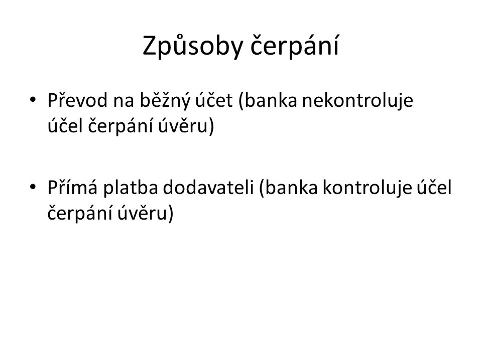 finservis půjčky