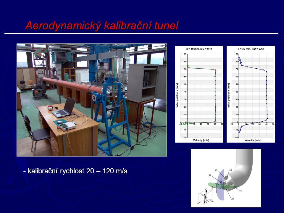Aerodynamický kalibrační tunel