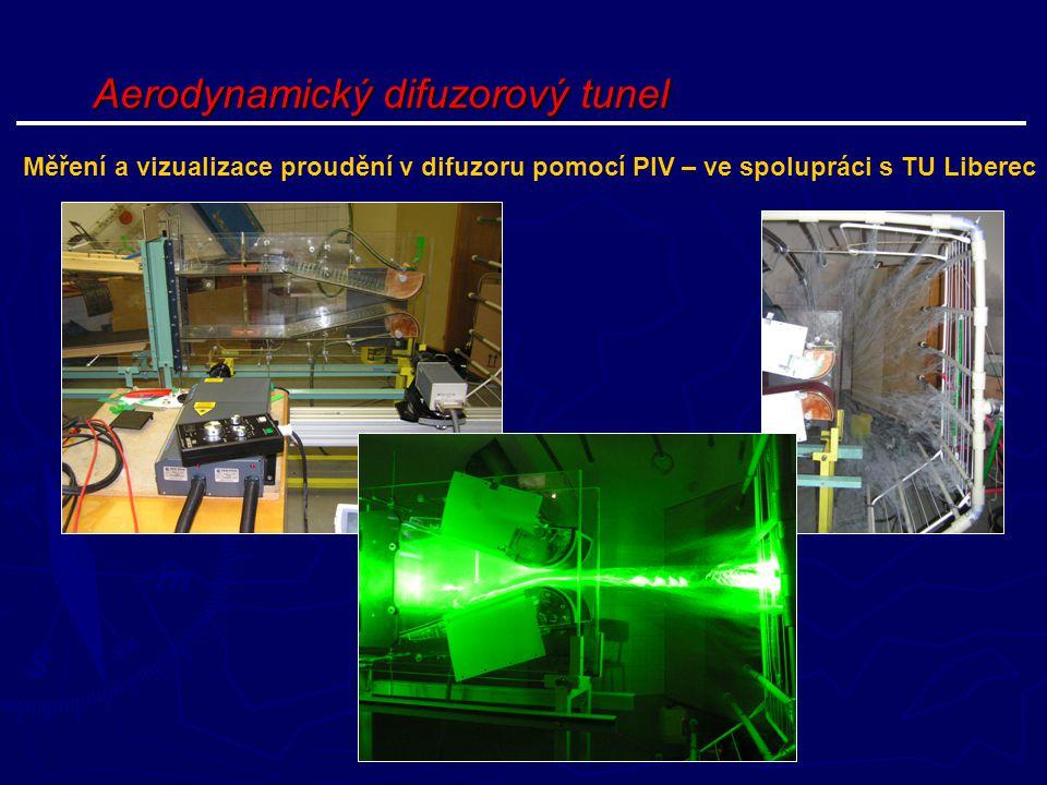 Aerodynamický difuzorový tunel