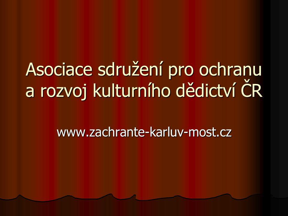 Asociace sdružení pro ochranu a rozvoj kulturního dědictví ČR