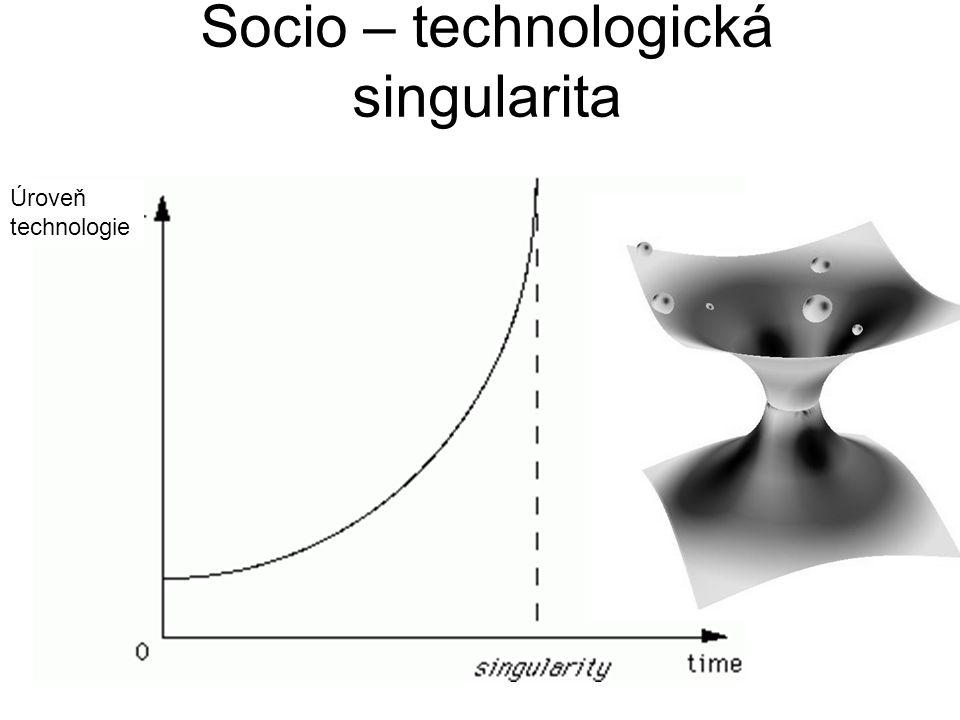 Socio – technologická singularita