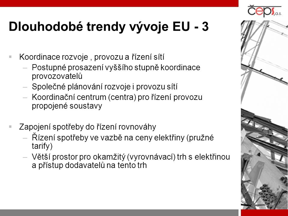 Dlouhodobé trendy vývoje EU - 3
