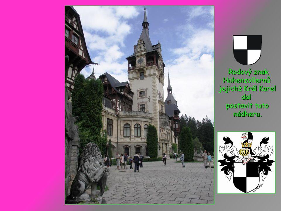 Rodový znak Hohenzollernů