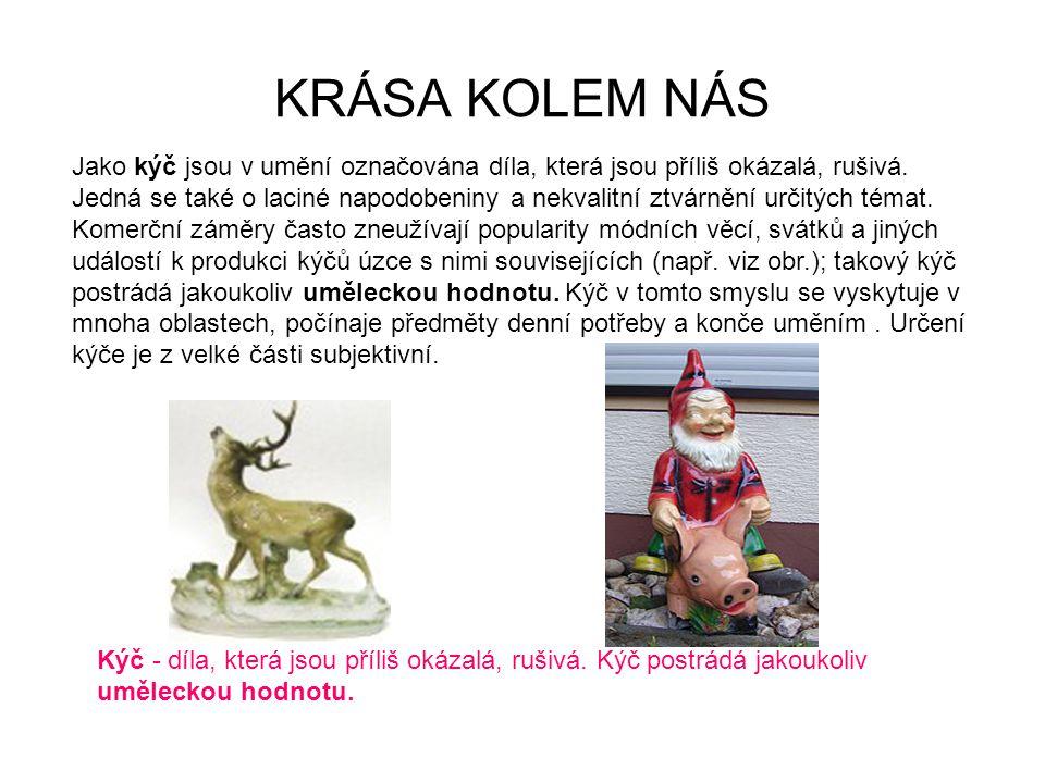 KRÁSA KOLEM NÁS
