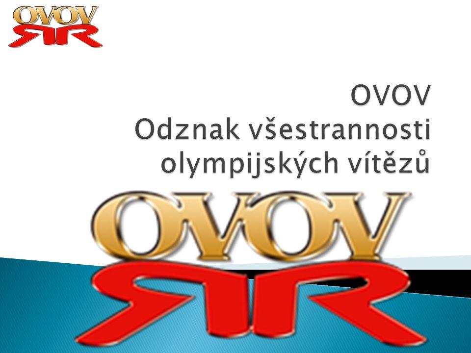 OVOV Odznak všestrannosti olympijských vítězů