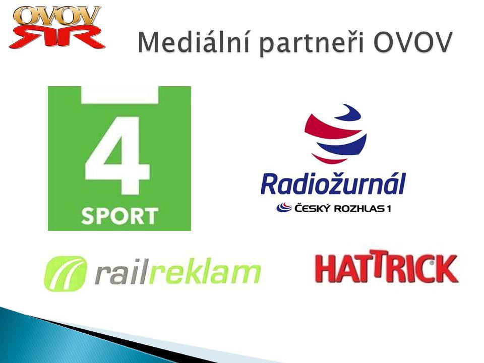 Mediální partneři OVOV