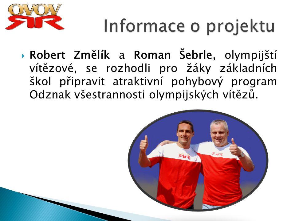 Informace o projektu