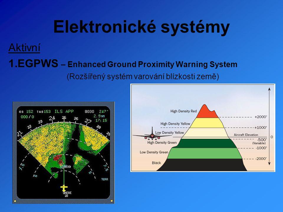 Elektronické systémy Aktivní
