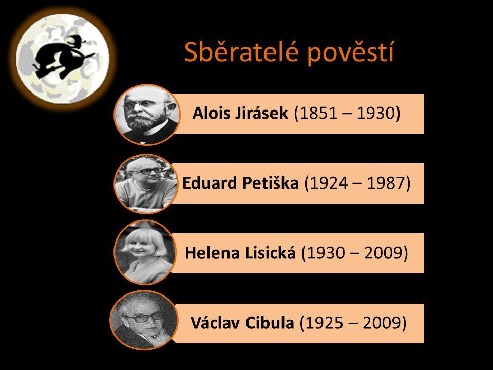 Sběratelé pověstí Helena Lisická (1930 – 2009)